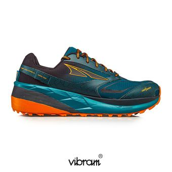 Altra OLYMPUS 3.5 - Chaussures trail Homme green/orange