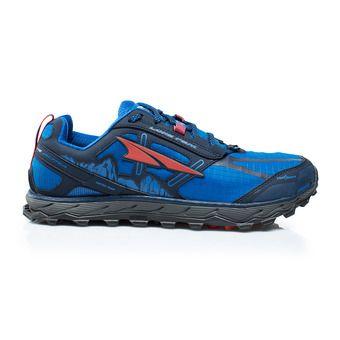 Altra LONE PEAK 4 - Zapatillas de trail hombre blue