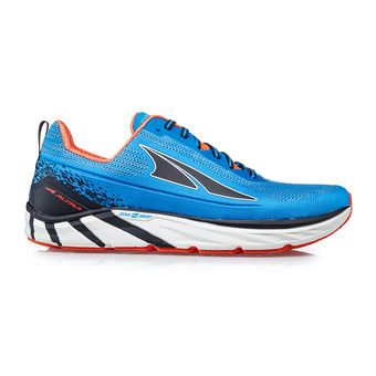 Altra TORIN PLUSH 4 - Chaussures running Homme blue/orange