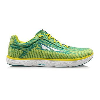 Altra ESCALANTE 2 - Chaussures running Homme lime/teal