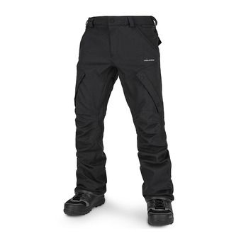 Volcom ARTICULATED - Pantaloni snowbord Uomo black