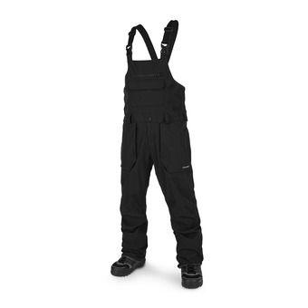 Volcom ROAN - Bib Snow Pants - Men's - black