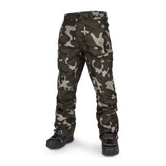 Volcom GI-2 - Pantaloni snowbord Uomo gi camo