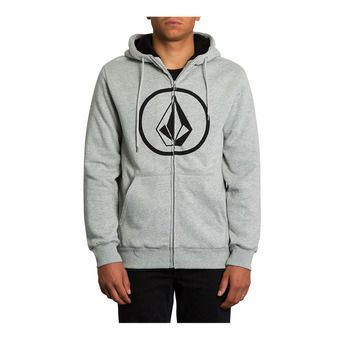 Volcom STONE LINED - Sweat Homme storm