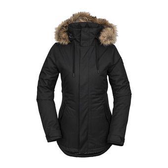 Volcom FAWN INS - Snowboard Jacket - Women's - black
