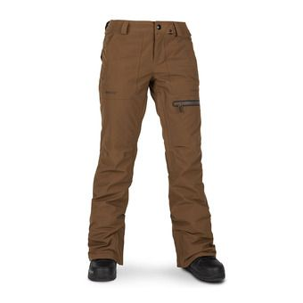 Volcom KNOX INS GORE GTX - Snow Pants - Women's - copper