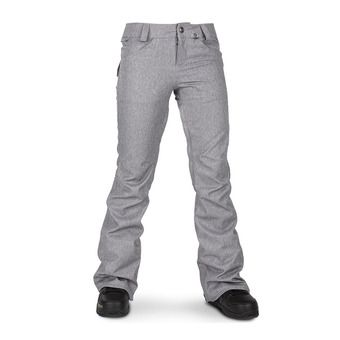 Volcom SPECIES STRETCH - Pantalon snow Femme heather grey