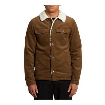 Volcom KEATON - Jacket - Men's - mud