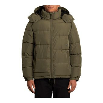 Volcom ARTIC LOON 5K - Doudoune Homme army green combo