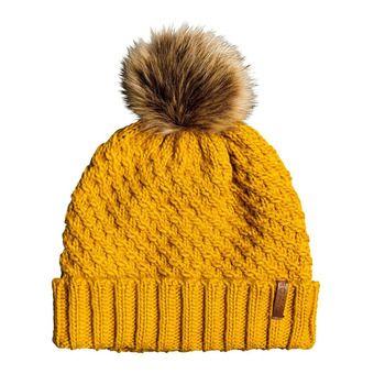 BLIZZARD BEANIE HDWR YLK0 Femme Spruce Yellow