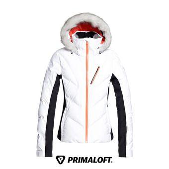 Roxy SNOWSTORM JK - Veste de ski Femme bright white