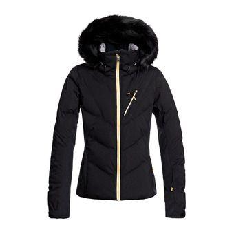 Roxy SNOWSTORM PLUS - Veste ski Femme true black