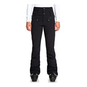 Roxy RISING HIGH - Pantalon de ski Femme true black