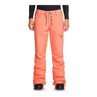 Roxy NADIA - Pantalon de ski Femme living coral