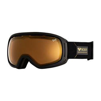 Roxy PREMIERE ROCKFERRY - Masque de ski true black