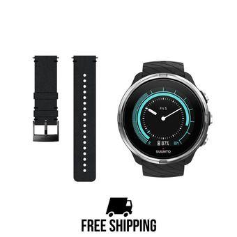 Suunto 9 G1 - Montre black + bracelet
