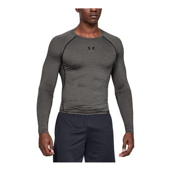 Under Armour HG ARMOUR - Maillot Homme carbon heather