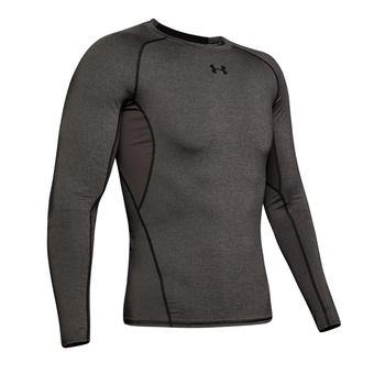 Under Armour HG ARMOUR - Camiseta hombre carbon heather
