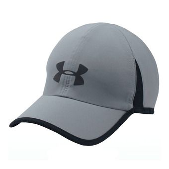 Under Armour SHADOW 4.0 - Casquette Homme steel