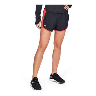 Under Armour FLY BY - Short Donna black