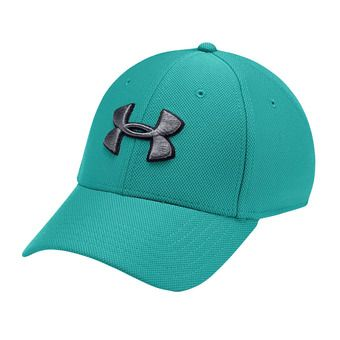 Under Armour BLITZING 3.0 - Casquette Homme teal rush