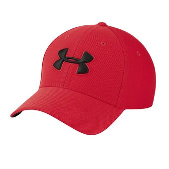 UA Men's Blitzing 3.0 Cap-RED Homme Red1305036-600