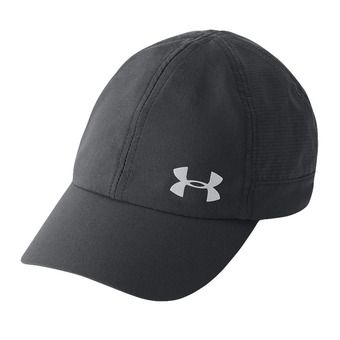 UA Fly By Cap-BLK Femme Black1306291-001