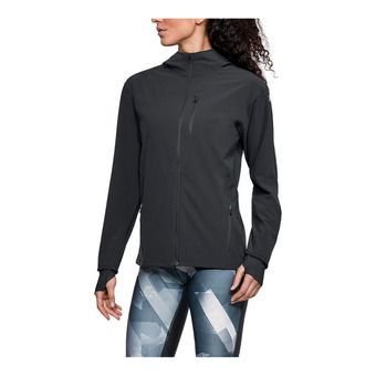 Under Armour OUTRUN THE STORM - Veste Femme black