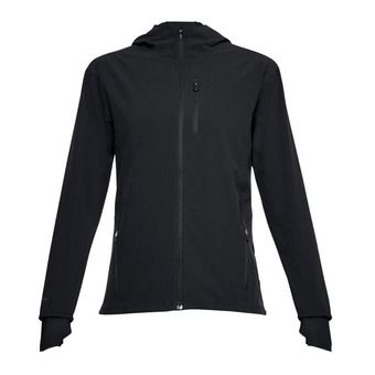Under Armour OUTRUN THE STORM - Chaqueta mujer black