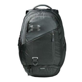UA Hustle 4.0 Backpack-GRY Unisexe Pitch Gray1342651-012