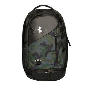 UA Hustle 4.0 Backpack-BRN Unisexe Desert Sand1342651-290