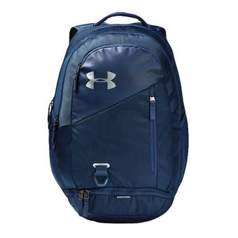 UA Hustle 4.0 Backpack-NVY Unisexe Academy1342651-408