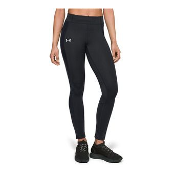 Under Armour COLDGEAR RUN - Mallas mujer black