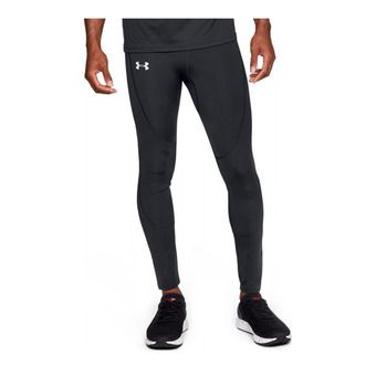 Under Armour COLDGEAR RUN - Mallas hombre black