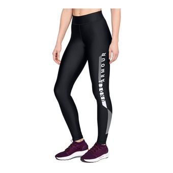 Under Armour HG ARMOUR GRAPHIC - Legging Femme black