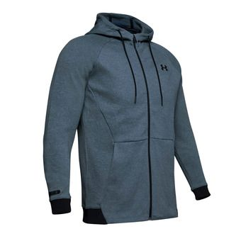 Under Armour UNSTOPPABLE 2X KNIT - Sweat Homme wire