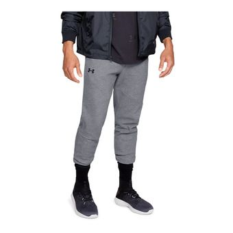 Under Armour UNSTOPPABLE 2X KNIT - Pantalón de chándal hombre steel