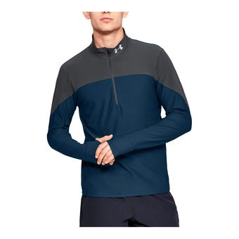 Under Armour QUALIFIER - Maillot Homme teal vibe