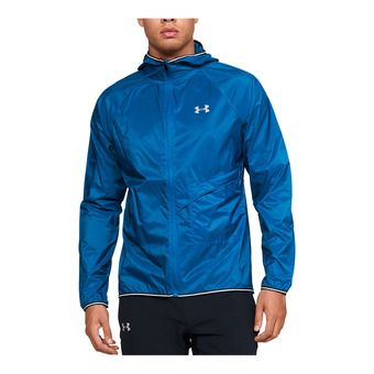 Under Armour QUALIFIER STORM - Giacca Uomo teal vibe