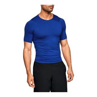 Under Armour HG RUSH - Sous-couche Homme royal