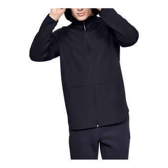 Under Armour UNSTOPPABLE MOVE LIGHT - Sweat Homme black