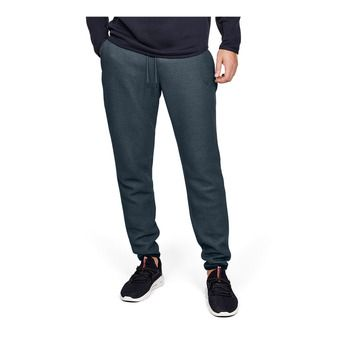 Under Armour UNSTOPPABLE MOVE LIGHT - Pantalón de chándal hombre wire full heather
