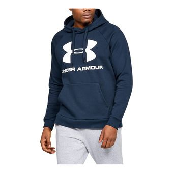 Under Armour RIVAL FLEECE SPORTSTYLE LOGO - Sweat Homme academy