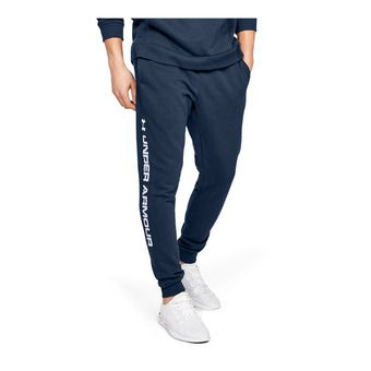 Under Armour RIVAL FLEECE WORDMARK LOGO - Jogging Homme academy