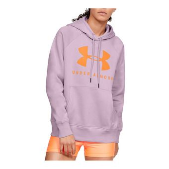 RIVAL FLEECE SPORTSTYLE GRAPHIC HOODIE-P Femme Pink Fog1348550-694