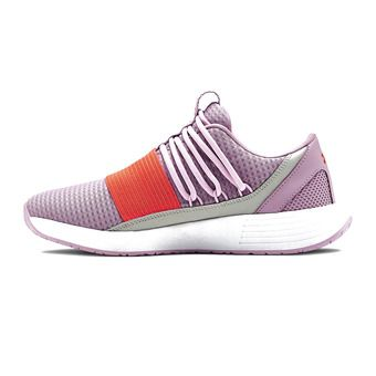 Under Armour BREATHE LACE NM2 - Chaussures training Femme pink fog