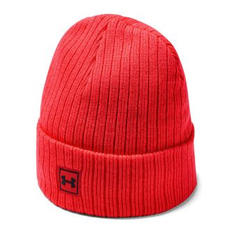Under Armour TRUCKSTOP 2.0 - Bonnet Homme beta red