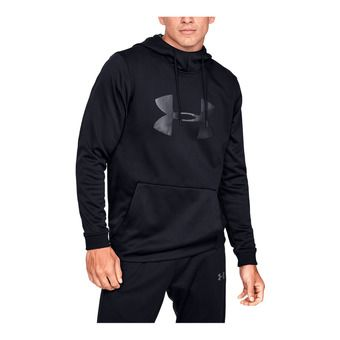 Under Armour AF PO BIG LOGO GRAPHIC - Sweat Homme black