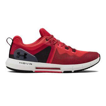 Under Armour HOVR RISE - Chaussures training Homme martian red