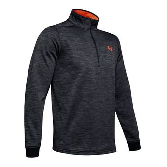 Under Armour ARMOUR FLEECE - Sweat Homme black